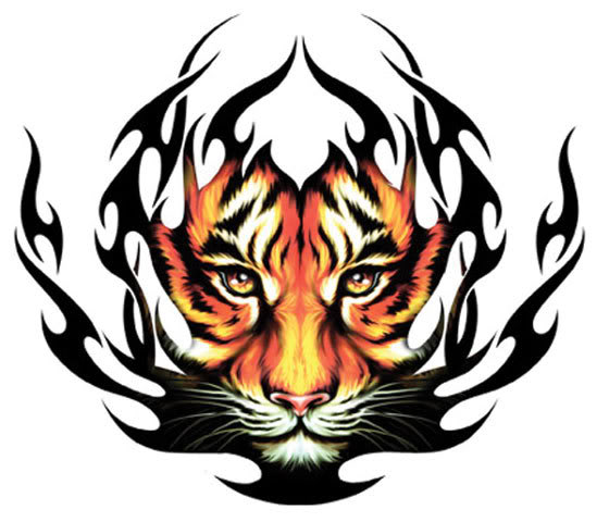 tattoo tiger. www.actstudent.org